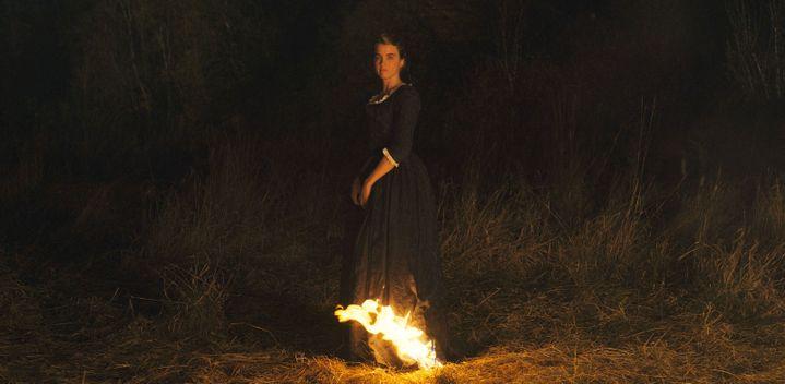 L'actrice Française Noémie Merlant dans le film de Céline Sciamma Portrait de la jeune fille en feu. (Pyramide Distribution)