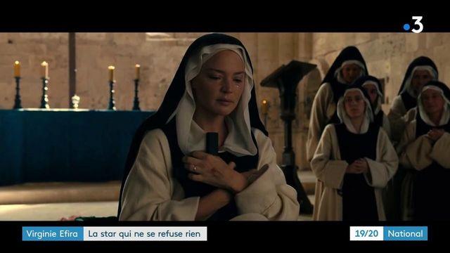 Cinéma : Virginie Efira, de la télé à la star cérébrale de cinéma
