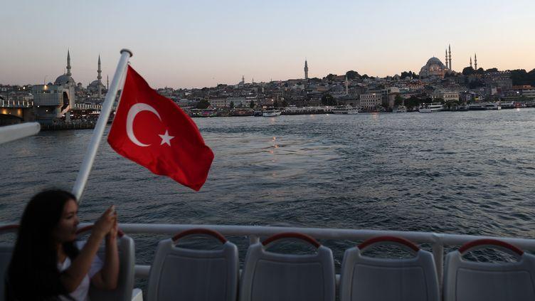 Vue d'Istanbul en Turquie, le 6 juillet 2017. (ERDEM SAHIN / EPA)