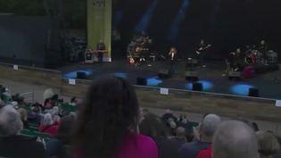 Concert (CAPTURE D'ÉCRAN FRANCE 3)