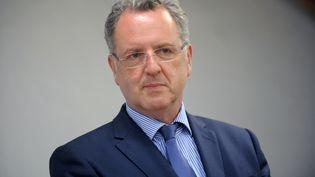 Richard Ferrand, actuel président du groupe LREM à l'Assemblée nationale. (FRED TANNEAU / AFP)