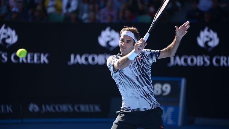 Roger Federer s'offre un troisième tour contre Tomas Berdych (RECEP SAKAR / ANADOLU AGENCY)
