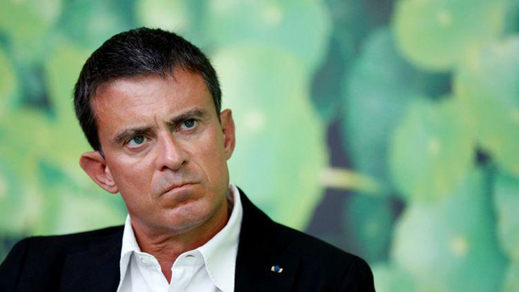 (La nouvelle baisse d'impôt promise par François Hollande pour 2016 sera inscrite dans le projet de loi de finances selon Manuel Valls © MAXPPP)