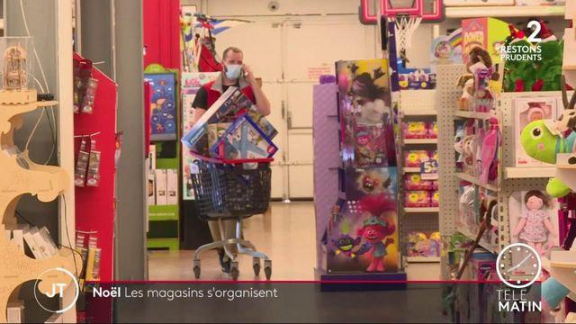 Confinement: le secteur du jouet demande l'ouverture de ses magasins pendant la période de Noël