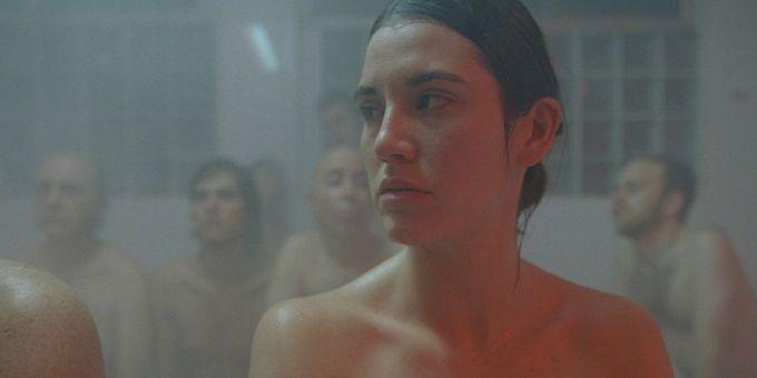 Film projeté en Compétition officielle.  (Le pacte)