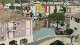 Port Grimaud. (CAPTURE ECRAN FRANCE 2)