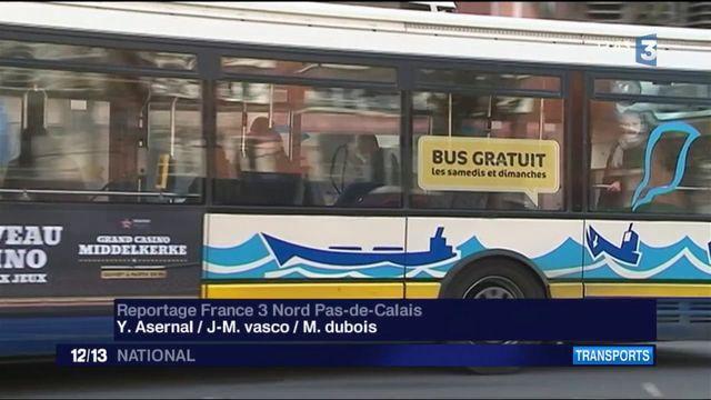 Gratuité des transports : le pari gagnant de Dunkerque