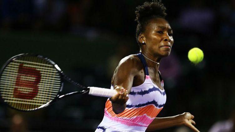 L'aînée des soeurs Williams a dû déclarer forfait pour le tournoi de Madrid en raison d'une douleur au dos.