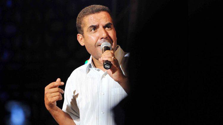 Cheb Mami en concert à Alger en 2011  (KADRI/CHINE NOUVELLE/SIPA)