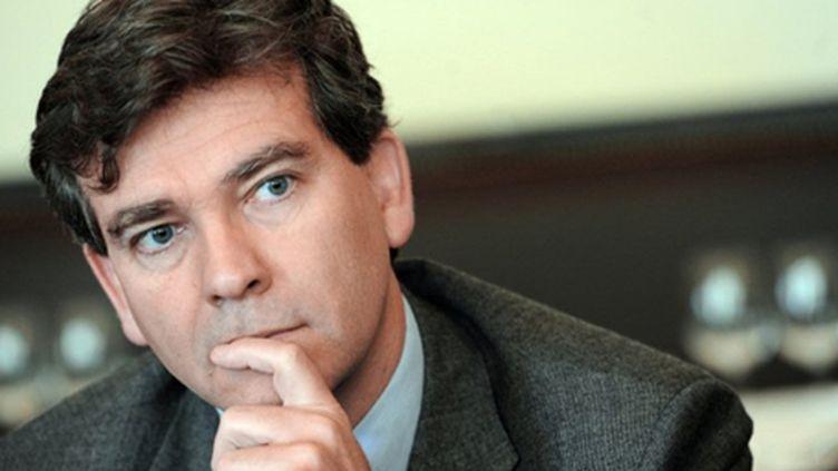 Arnaud Montebourg, député de Saône-et-Loire et candidat à la primaire socialiste. (AFP - Jean-Pierre Muller)
