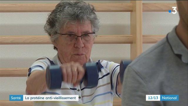 Santé : la protéine anti-vieillissement ?