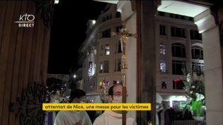 La basilique Notre-Dame de l'Assomption de Nice (FRANCEINFO)