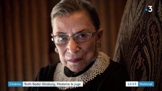 """Cinéma : qui est Ruth Bader Ginsburg mise à l'honneur dans le documentaire """"RGB"""" ?"""