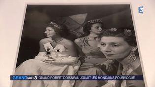 Robert Doisneau exposition sur la mode (France 3)