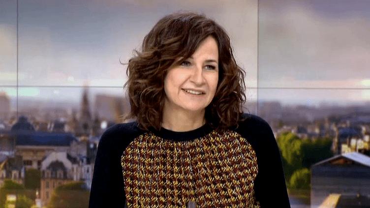 Valérie Lemercier invitée de France 2  (France 2 / Culturebox)
