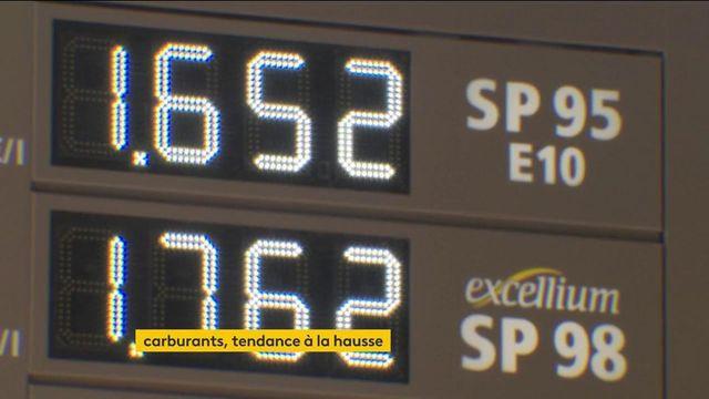 Carburants : des prix élevés à la pompe, le budget en hausse pour les usagers