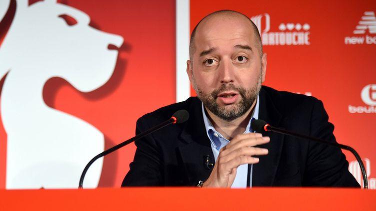 Gérard Lopez, le président du LOSC