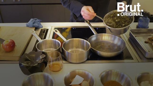 Entre plat traditionnel revisité et histoire personnelle, Pierre Sang retrace avec le bibimbap, sa vie entre la France et la Corée.