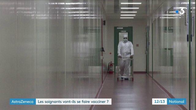 Vaccin contre le Covid-19 : le vaccin AstraZeneca arrive en France