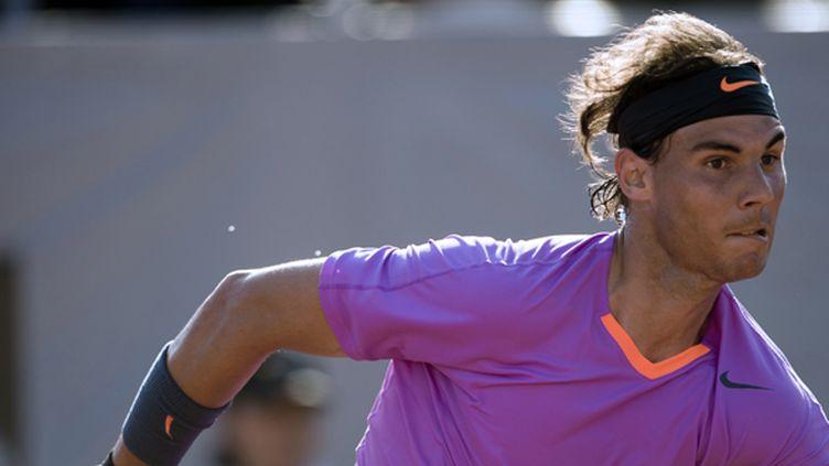 Rafael Nadal a renoué avec le circuit ATP en simple à Viña del Mar
