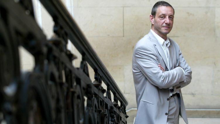 Serge Portelli,avocat et ancien magistrat. (JEAN-BAPTISTE QUENTIN / MAXPPP)