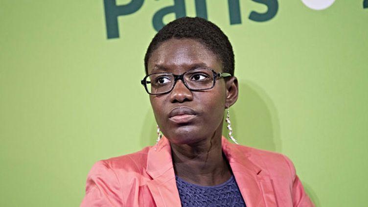 (Rokhaya Diallo, militante associative et chroniqueuse © Maxppp)