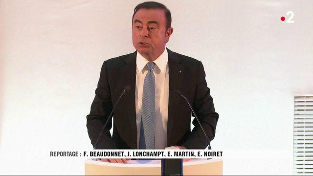Renault-Nissan : Carlos Ghosn soupçonné de fraude fiscale au Japon