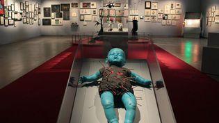 Le monde de Tim Burton  (Marina Helli/AFP)