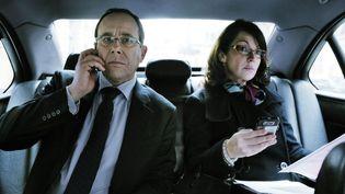 """Olivier Gourmet et Zabou Breitman dans """"L'exercice de l'Etat""""  (Diaphana Films)"""