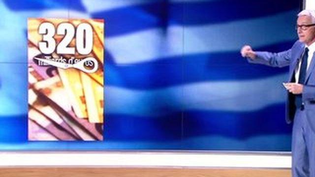 Quelles sont les demandes d'Alexis Tsipras ?