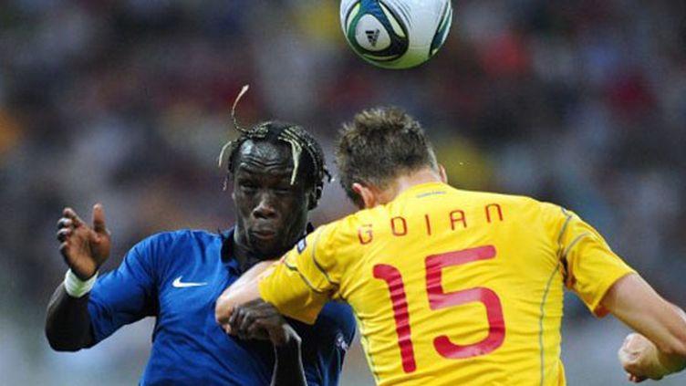 Sagna a la tête dure (DANIEL MIHAILESCU / AFP)