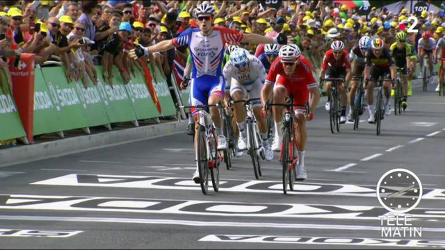 Tour de France : de belles retombées économiques pour la ville de Pau