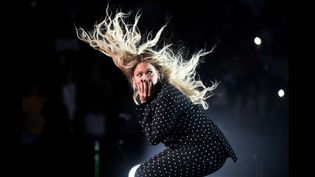 Neuf nominations aux Grammy Awards pour Beyoncé  (Andrew Harnik/AP/SIPA)