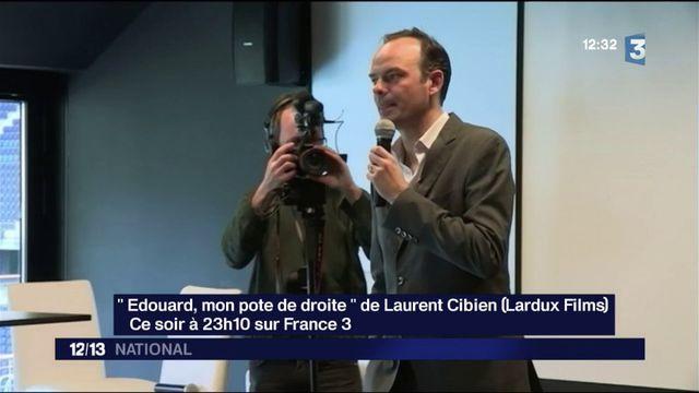 """""""Édouard, mon pote de droite"""", le documentaire à voir sur Édouard Philippe"""