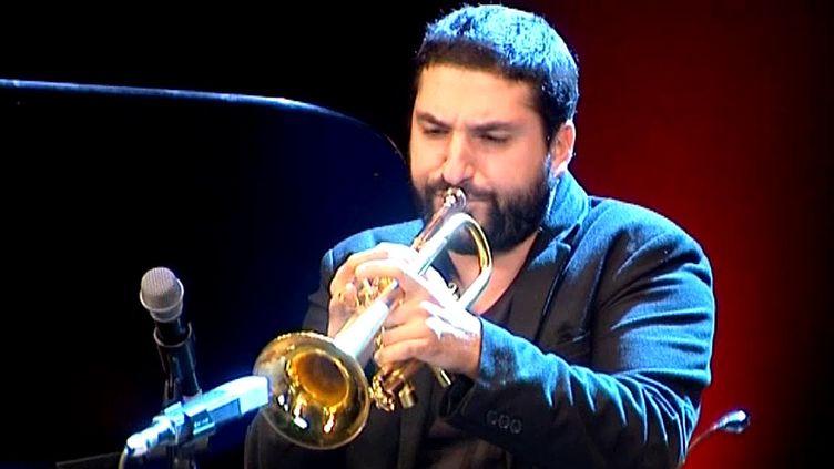 Ibrahim Maalouf à Nancy Jazz Pulsations  (France 3 / Culturebox)