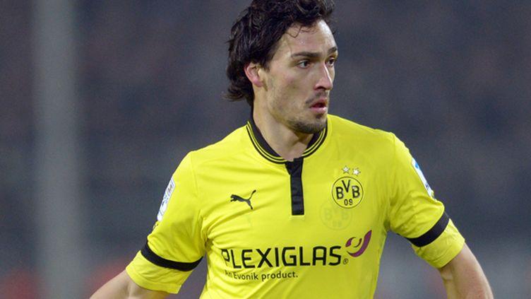Mats Hummels, le défenseur de Dortmund