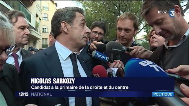 Changement de stratégie pour Nicolas Sarkozy