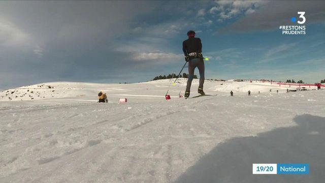 Pyrénées : attirer les visiteurs grâce au ski de fond