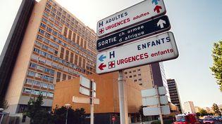 L'hôpital de la Timone à Marseille (Bouches-du-Rhône). (ERIC CABANIS / AFP)