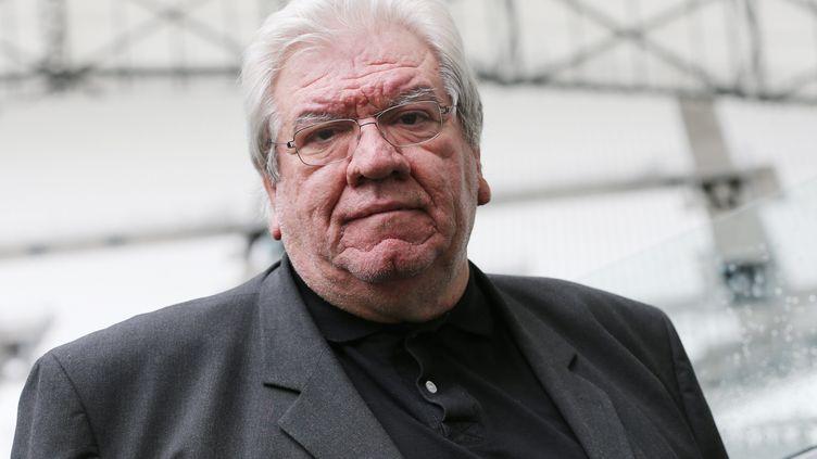 Paul Goze, président de la Ligue Nationale de rugby (SPEICH FREDERIC / MAXPPP)