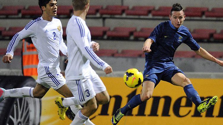 Florian Thauvin sera de la partie contre Singapour le 2 juin prochain (PASCAL PAVANI / AFP)