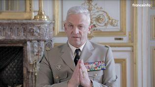 Le général François Lecointre, le 31 mars 2021. (FRANCEINFO / RADIO FRANCE)