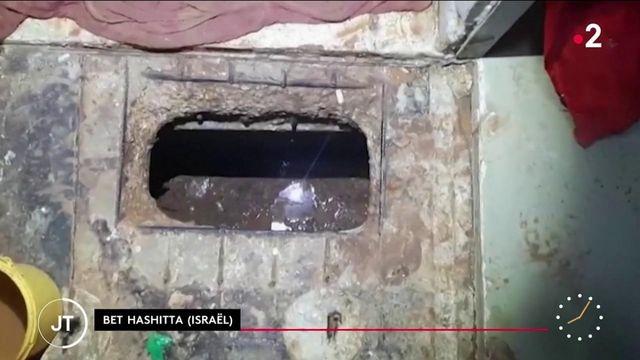 Israël : évasion rocambolesque de six prisonniers palestiniens