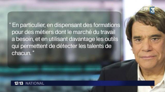 Bernard Tapie : retour surprise en politique