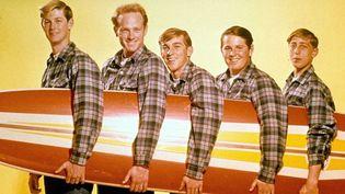 The Beach Boys dans les années 60  (UNIMEDIA/SIPA)