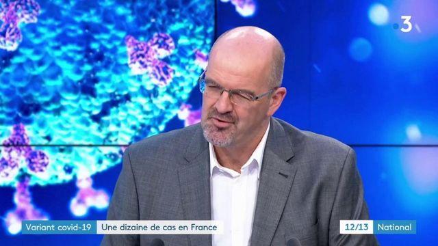 Nouveau variant du coronavirus : une dizaine de cas en France