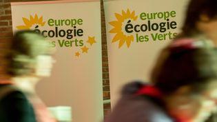 Le congrès de la formation Europe Écologie-les Verts, en juillet 2017 (illustration). (PHILIPPE HUGUEN / AFP)