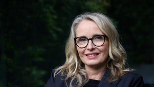 La scénariste-réalisatrice Julie Delpy, le 23 juin 2021. (DELPHINE GOLDSZTEJN / MAXPPP)