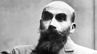 Henri-Désiré Landru à son procès à Paris en novembre 1921  (AFP)