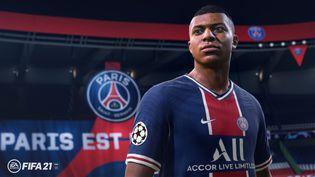 Kylian Mbappé, égérie de FIFA 21